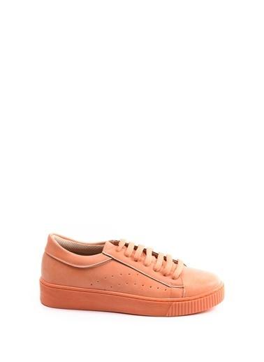 Sapin Sneaker Ayakkabı Oranj